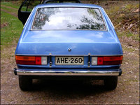 1975 Volkswagen Passat Overview
