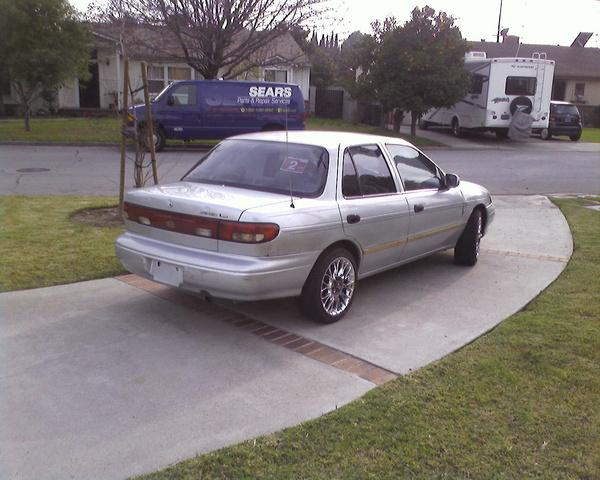 Picture of 1997 Kia Sephia LS, exterior, gallery_worthy