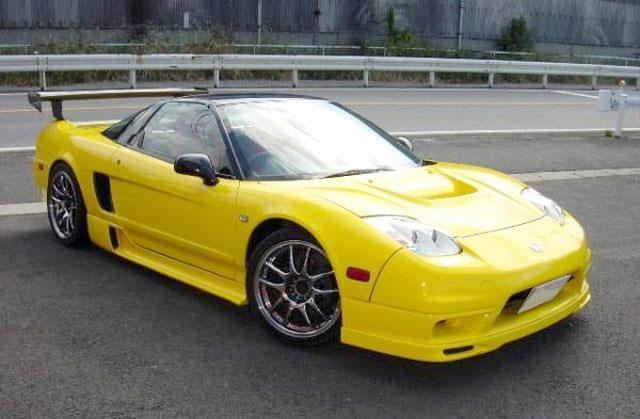 2005 Honda NSX - Exterior Pictures - CarGurus