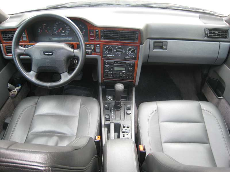 1995 Volvo 850 4 Dr Turbo Wagon picture, interior