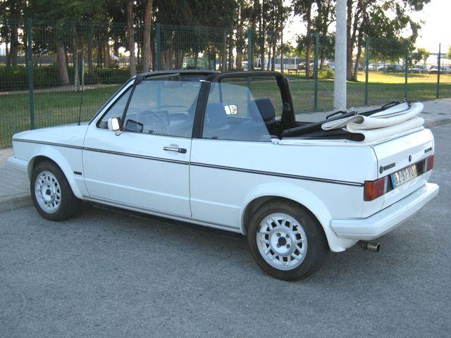1986 Volkswagen Cabriolet - Pictures - 1986 Volkswagen Cabriolet pict ...