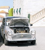 Picture of 1980 Austin Mini, exterior, engine