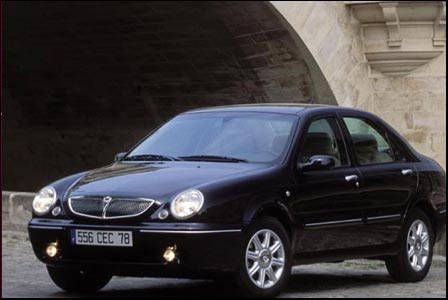 Picture of 2002 Lancia Lybra