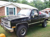 Picture of 1987 Chevrolet S-10, exterior