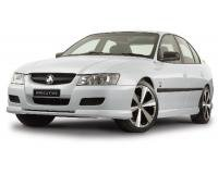 2004 Holden Commodore Overview