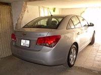 Picture of 2011 Chevrolet Cruze LS Sedan FWD, exterior, gallery_worthy
