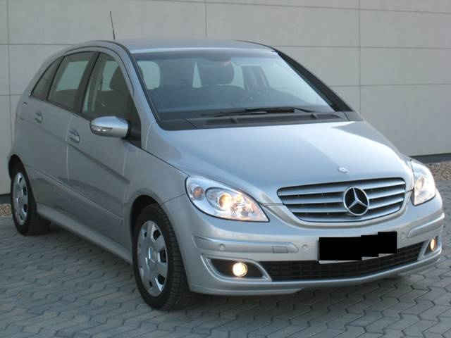Picture of 2006 Mercedes-Benz B-Class