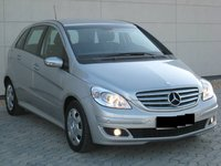 Mercedes-Benz B-Class Overview