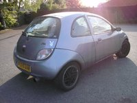 1997 Ford Ka, Playboy bunny no longer on car!!! result!, exterior