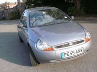 1997 Ford Ka Overview