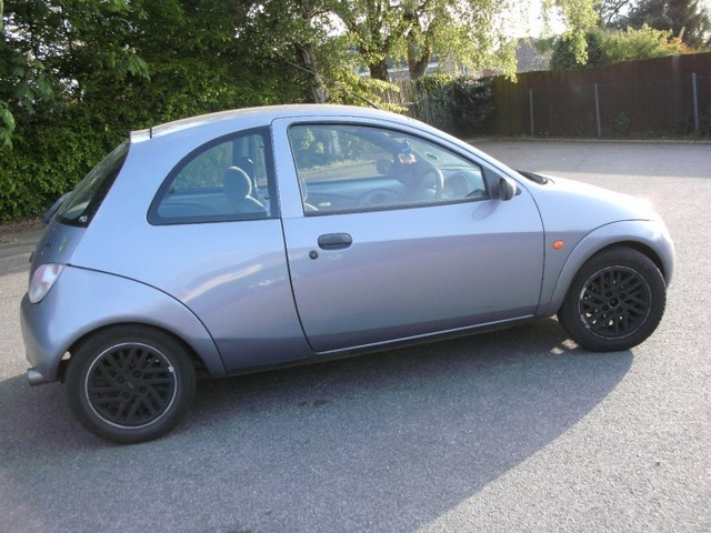 1997 Ford Ka, Spudly in all her glory, exterior, gallery_worthy
