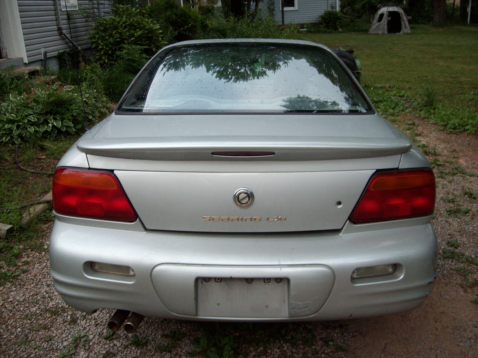 1999 chrysler sebring exterior pictures cargurus. Cars Review. Best American Auto & Cars Review