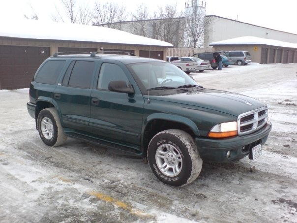 Picture of 2002 Dodge Durango SLT 4WD, exterior
