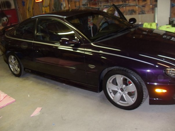 2004 Pontiac GTO - Pictures - my car with the judge stripes - CarGurus