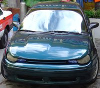 Picture of 1995 Dodge Neon 4 Dr Highline Sedan, exterior