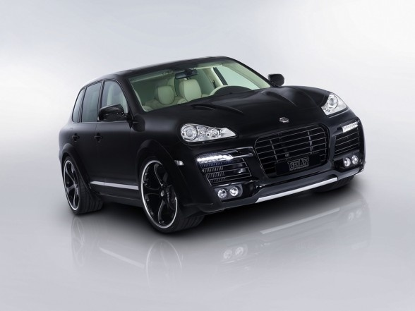 Picture of 2011 Porsche Cayenne Turbo, exterior, gallery_worthy