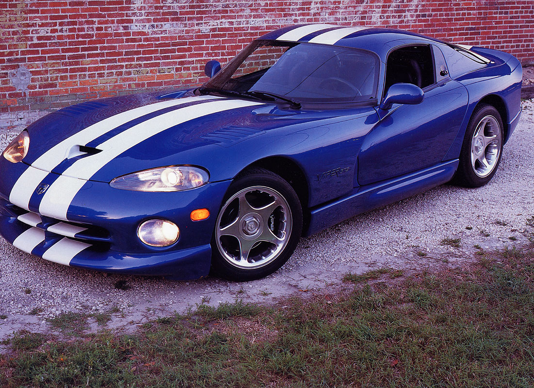 1992 Dodge Viper 2 Dr RT/10 Convertible picture