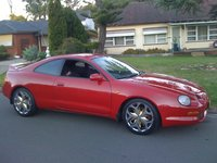 1994 Toyota Celica ST Coupe, Side View, exterior, gallery_worthy