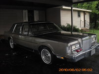 1986 Lincoln Town Car, THIS IS THE NEW CAR WE JUST BOUGHT, exterior