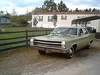 1966 AMC Ambassador Overview