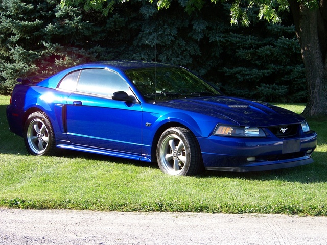 Picture of 2002 Ford Mustang GT Deluxe, exterior