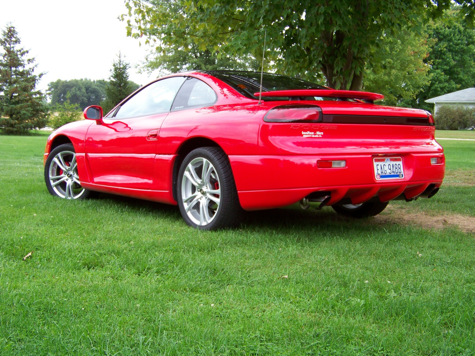 1994 Dodge Stealth 2 Dr R/T Luxury Hatchback - Pictures - 1994 Dodge ...