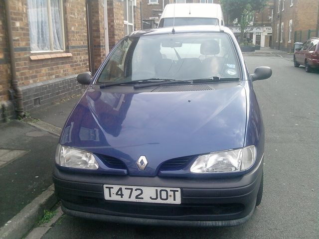 Picture of 1998 Renault Scenic