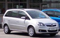 2006 Vauxhall Zafira Overview