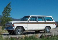 1972 Jeep Wagoneer Overview