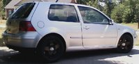 2001 Volkswagen GTI GLS picture, exterior