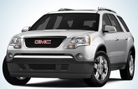 2007 GMC Acadia Overview