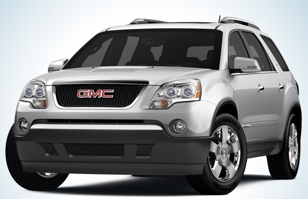 Picture of 2007 GMC Acadia
