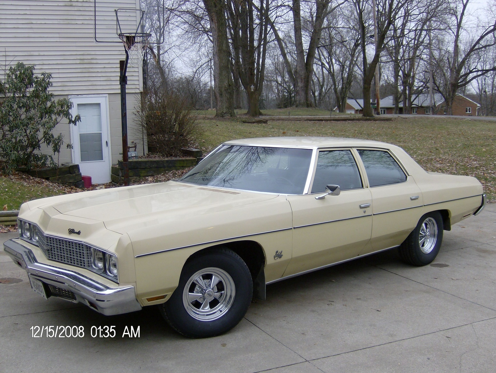 All Chevy chevy 2008 : Chevrolet Bel Air Questions - How much could i get for my 1973 ...