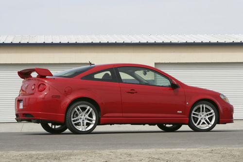 2009 Chevrolet Cobalt SS Turbocharged Coupe picture, exterior