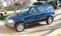 1998 Honda CR-V Overview