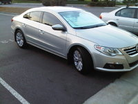 2010 Volkswagen CC 2.0T Sport FWD, Washed and Waxed this Morning., exterior, gallery_worthy