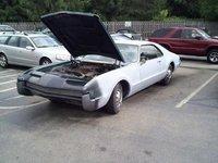 1966 Oldsmobile Toronado Deluxe, exterior, engine