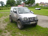 1999 Suzuki Jimny Overview