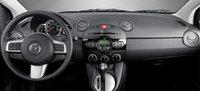 2011 Mazda MAZDA2, dashboard, interior, manufacturer