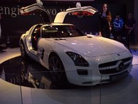 Picture of 2010 Mercedes-Benz SLS-Class AMG, exterior, gallery_worthy