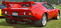 1986 De Tomaso Pantera Overview