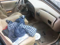 1993 Pontiac Bonneville 4 Dr SE Sedan picture, interior