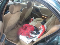 Picture of 1993 Pontiac Bonneville 4 Dr SE Sedan, interior