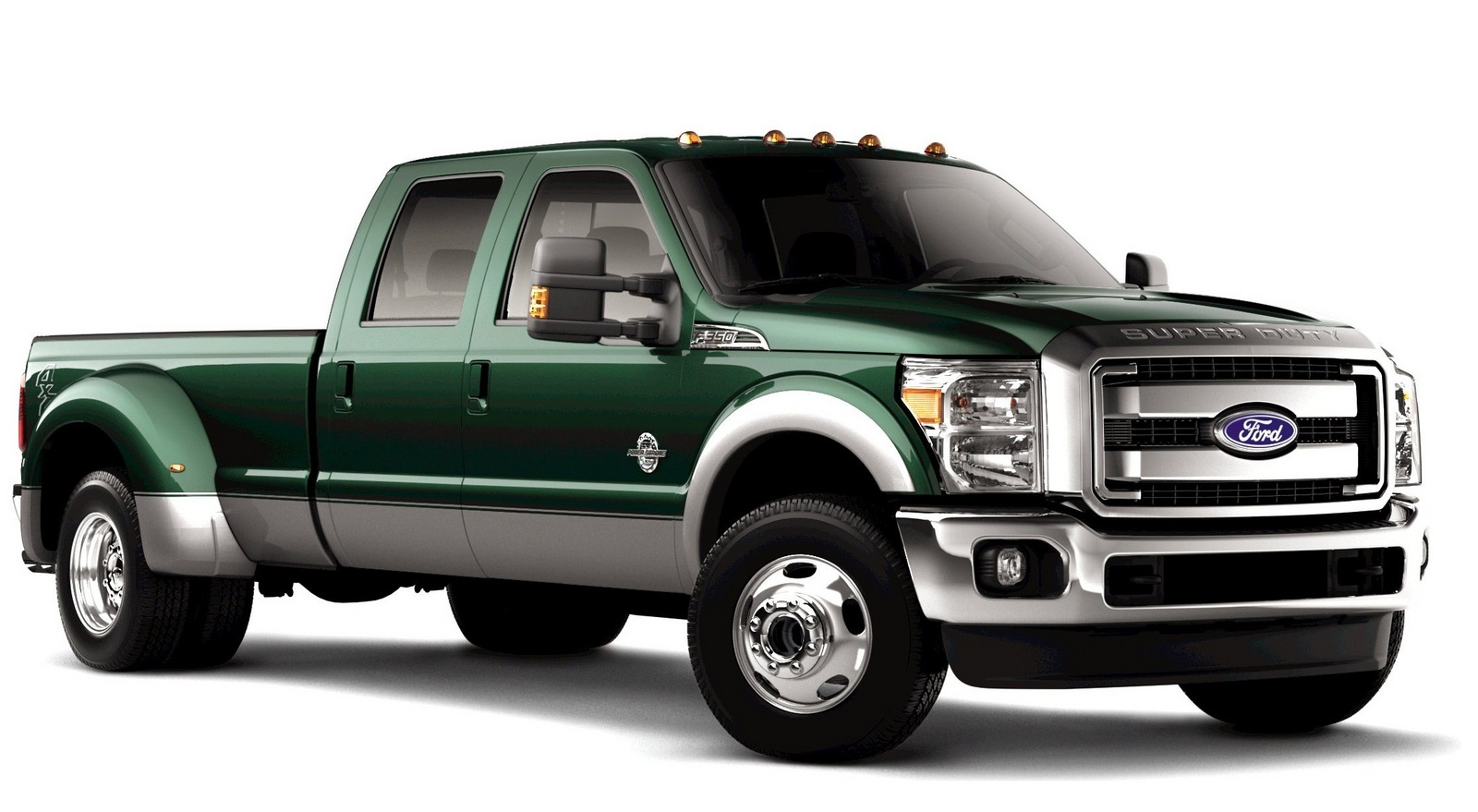 2011 Ford F-350 Super Duty - Overview