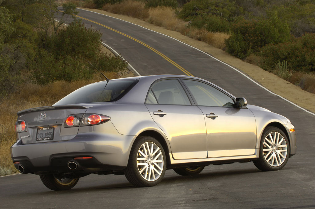 2006 Mazda MAZDASPEED6 Grand Touring 4dr Sedan AWD - Pictures - 2006 ...