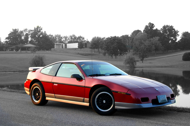 Picture of 1987 Pontiac Fiero GT, gallery_worthy