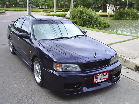 Picture of 1995 Nissan Maxima, exterior, gallery_worthy