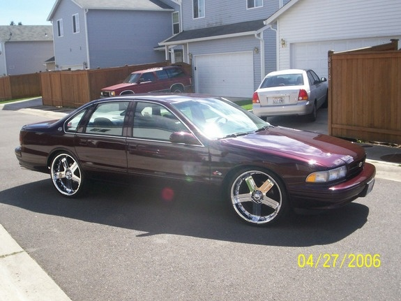 1996 chevrolet impala pictures cargurus. Black Bedroom Furniture Sets. Home Design Ideas