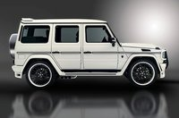 Picture of 2009 Mercedes-Benz G-Class G 55 AMG, exterior, gallery_worthy