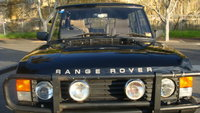 1991 Land Rover Range Rover 4WD, Front Bonnet View - 1991 Range Rover CSK (3.9 Injected Petrol, Auto). This was the last year a range rover was offered with Coil Spring Suspension as standard., exteri...